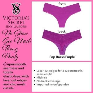53963afd685f Women Victoria Secret Seamless Panties on Poshmark